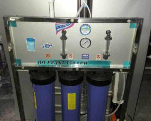 150 LPH RO Plant